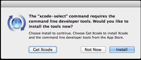 Installing Xcode - WxWiki